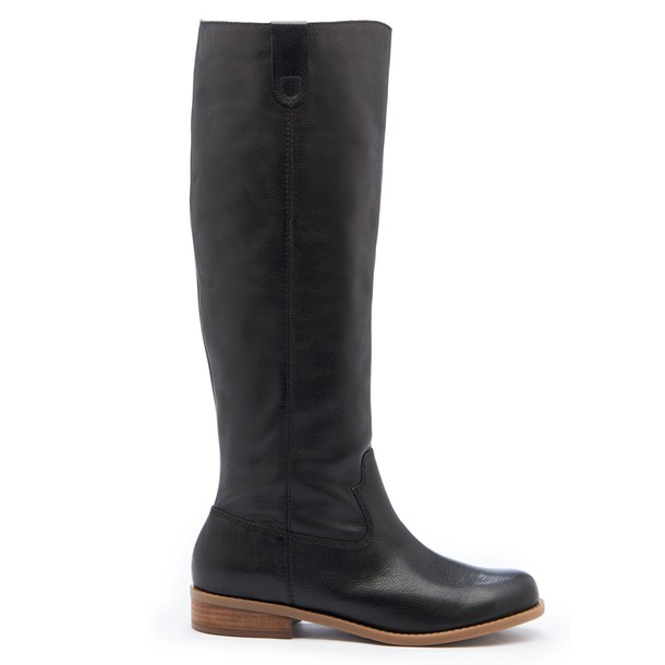 Sole Society Hawn Tall Boot - Black-5