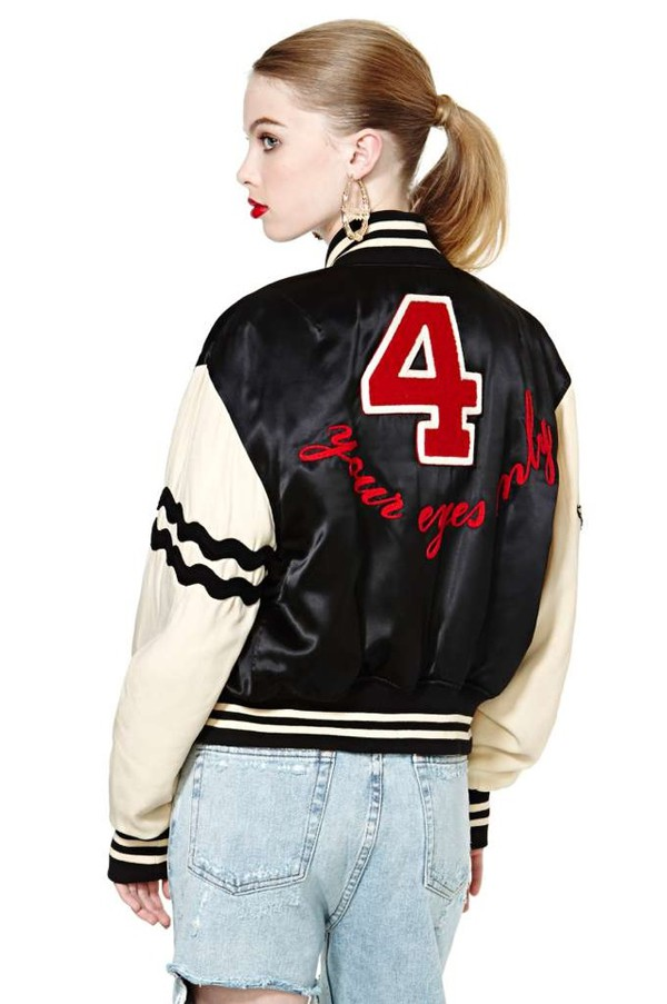 jacket vintage moschino jacket