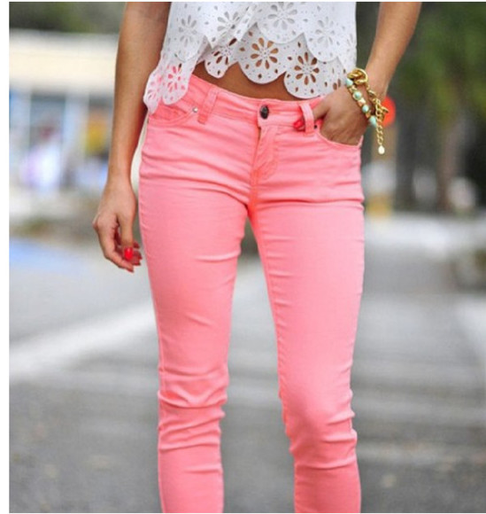 shirt cute pink pants outfit