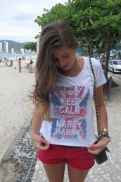 t-shirt,keep calm,harry styles,marry harry,one direction,union jack,United Kingdom