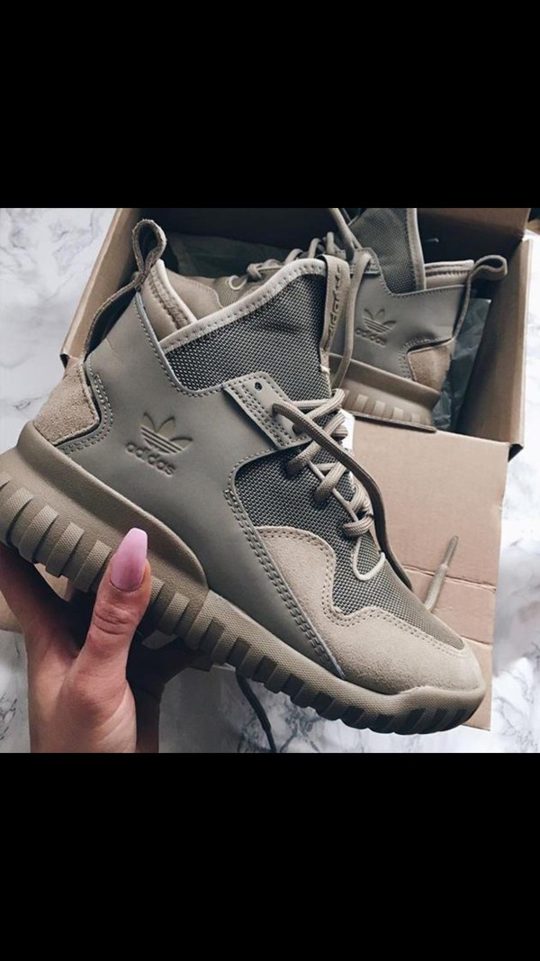Adidas Tubular X Hemp Shoes