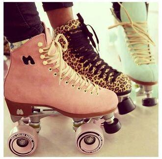shoes roller vintage