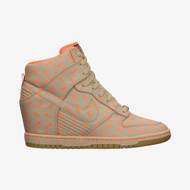 Nike Dunk Sky Hi BHM QS Women's Shoe. Nike Store