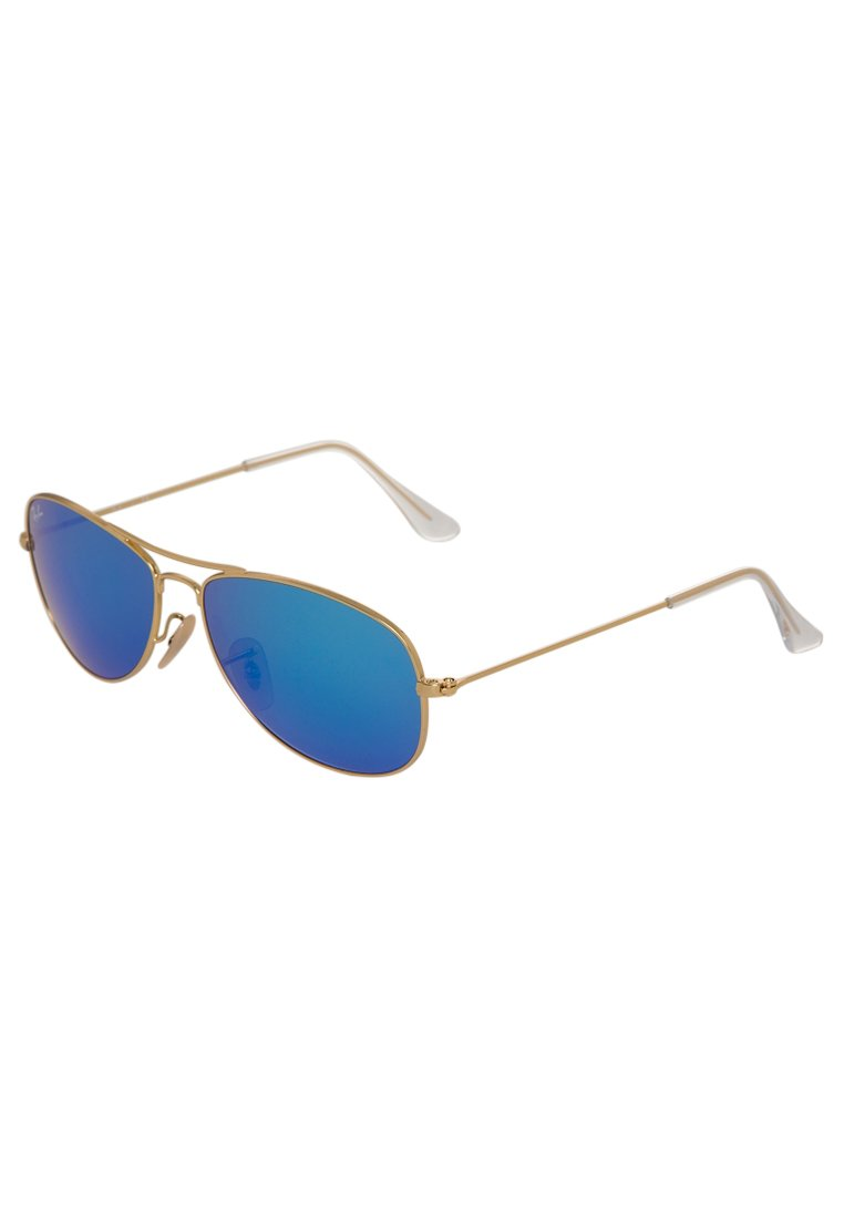 Ray-Ban COCKPIT - Sunglasses - gold - Zalando.co.uk