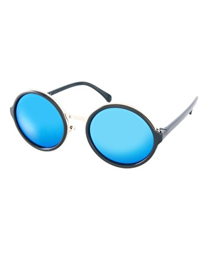 AJ Morgan | AJ Morgan Occasion Round Sunglasses at ASOS