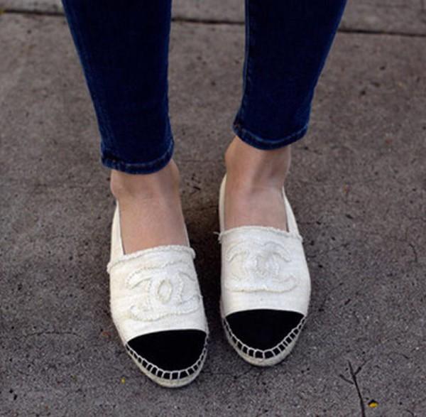 Chanel Espadrilles for sale | Only 3 left at -70%