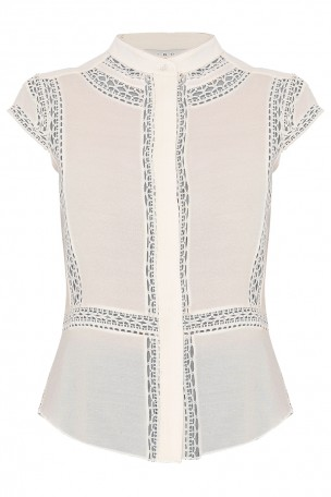 IRO - Ivory Iana Top | Boutique1.com