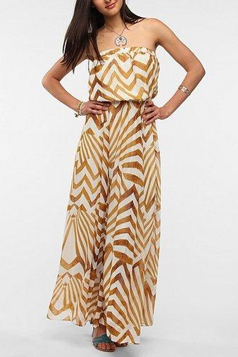 BB Dakota Strapless Imelda Maxi Dress - Urban Outfitters ($101.00) - Svpply