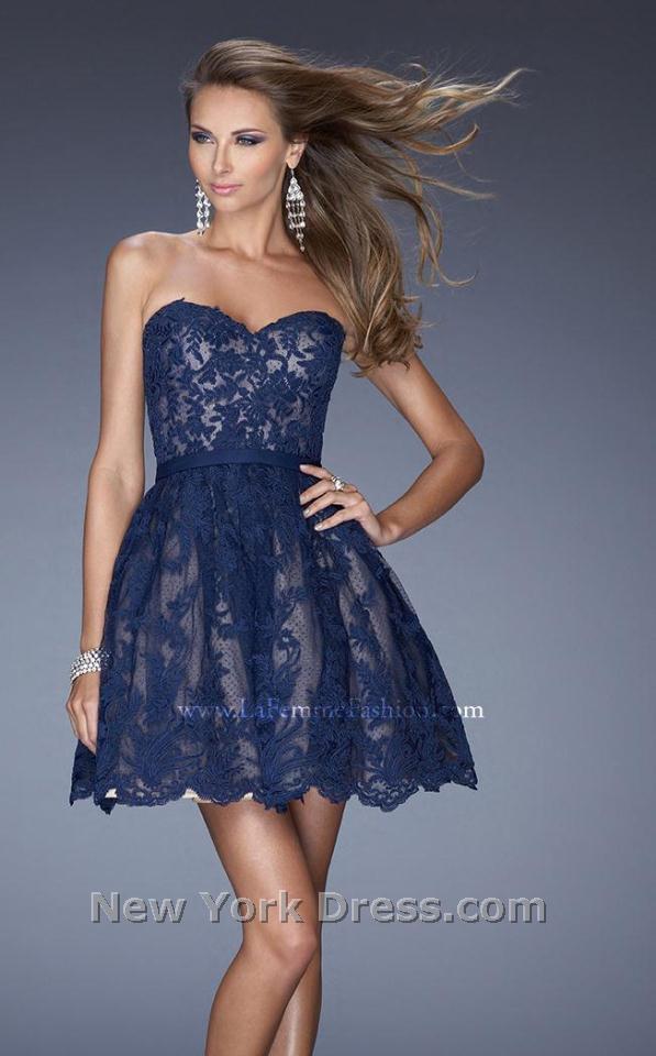 La Femme 20451 Dress - NewYorkDress.com