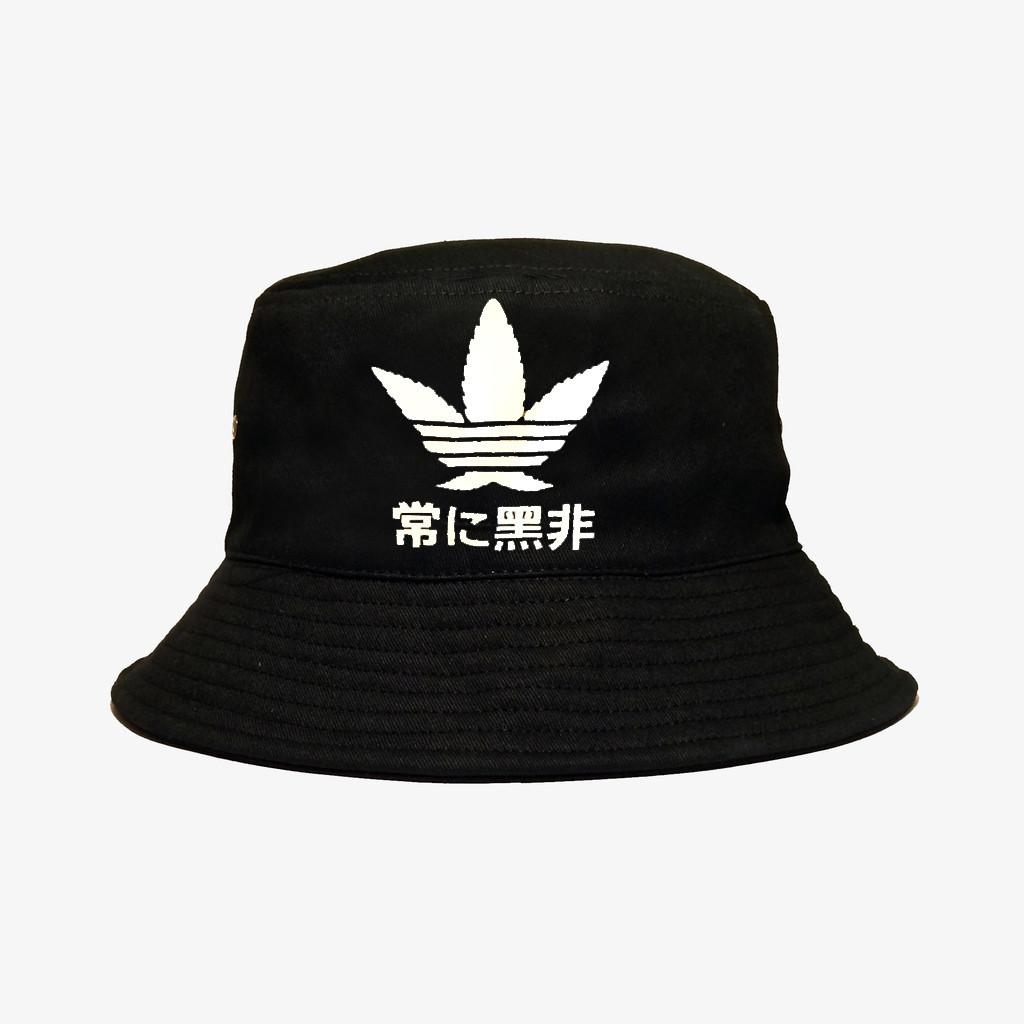 Palm tokyo bucket hat