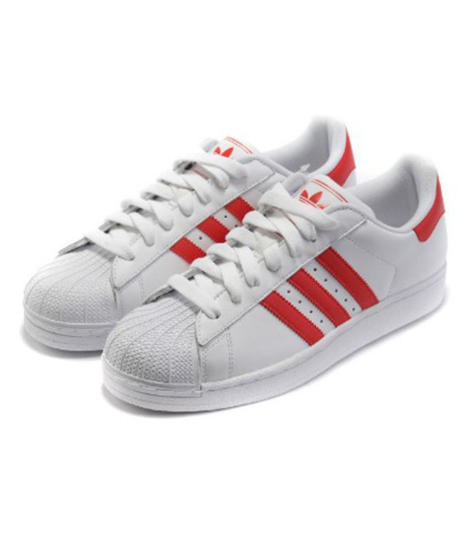 8e803a0ff92 cheap adidas superstar shoes red and white ab018 00277