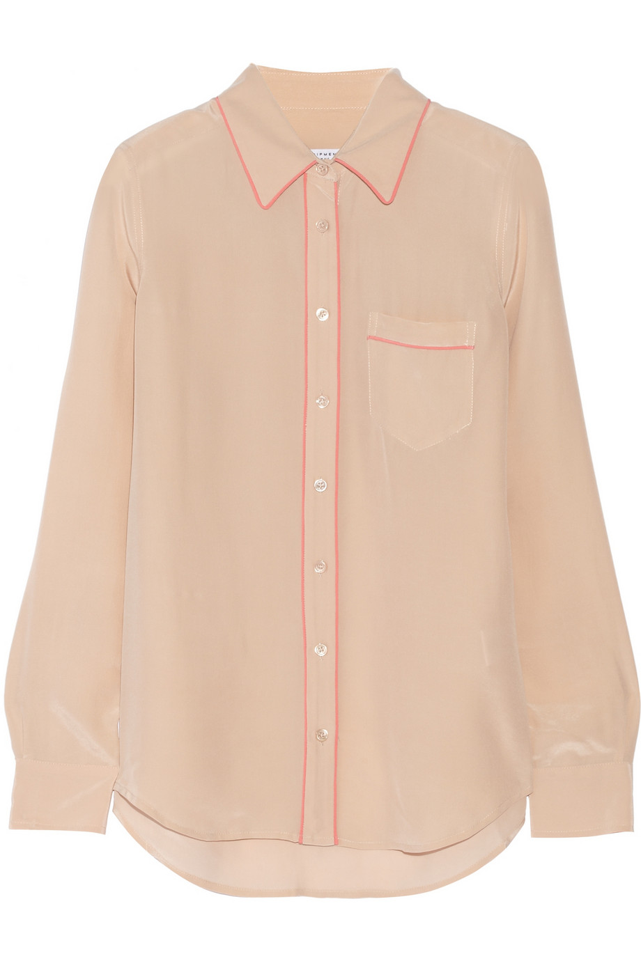 Brett washed-silk shirt | Equipment | 60% off | THE OUTNET