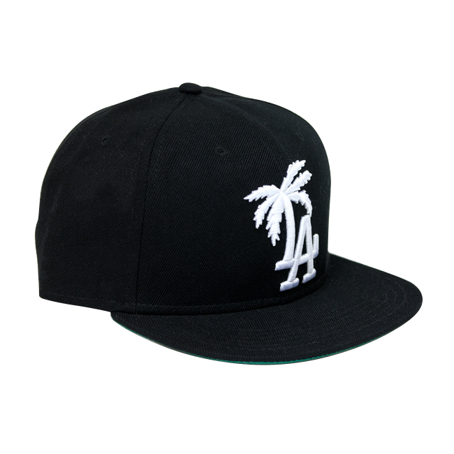 LA Palm Snapback | BLVD Supply
