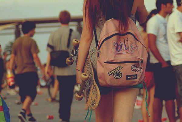bag backpack skater