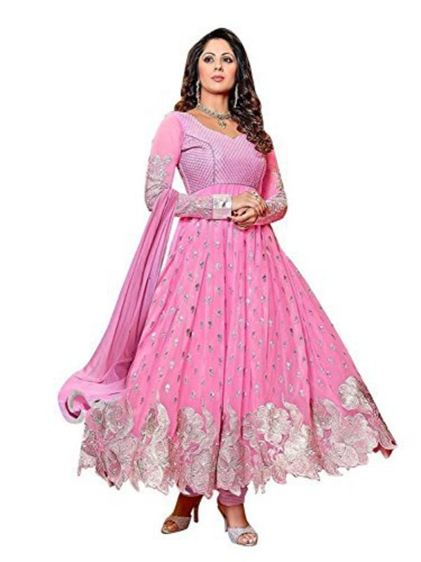 Designer Ladies Suit Dress Material