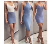 dress,purple,blue,periwinkle,periwinkle dress