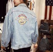 jacket,tumblr,women,wow,kawaii,jumper,long sleeves,denim jacket,tumblr girl,rock,grunge