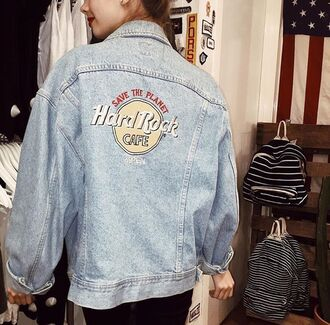 jacket tumblr women wow kawaii jumper long sleeves denim jacket tumblr girl rock grunge