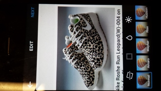 shoes nike running shoes roshe runs leopard print cheetah roshe runs