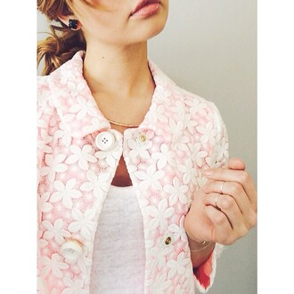 blouse debby ryan floral to cardigan idk