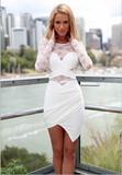 Amaya lace dress