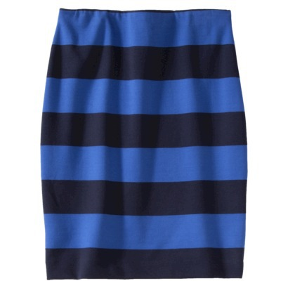 Merona® Women's Stripe Pencil Skirt -Xavier ... : Target