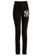 jeans,yankees,black