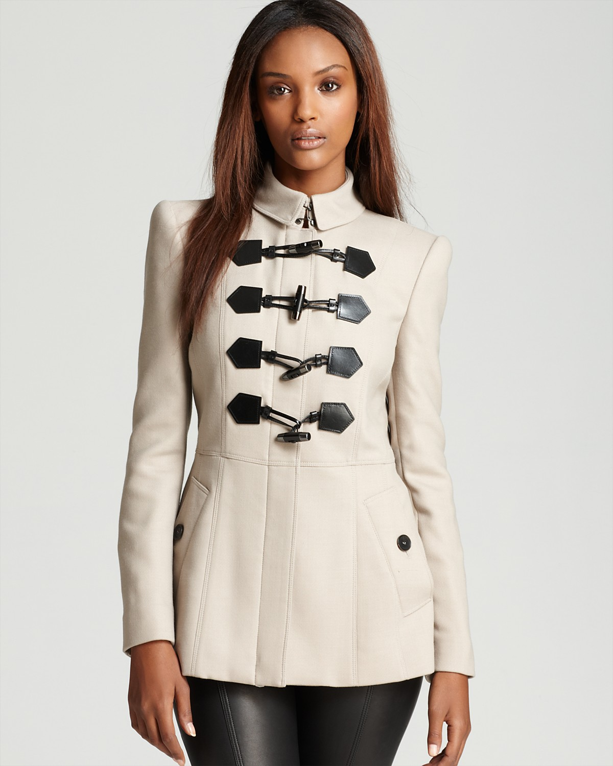 Burberry London Jacket - Gleaston Military | Bloomingdale's