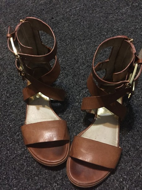 shoes michael kors sandals
