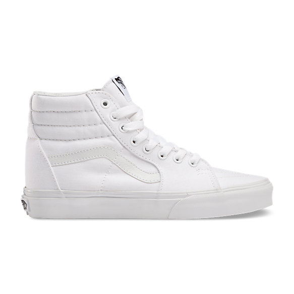 Vans High Top White