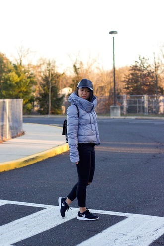 looks by lau blogger duffle coat