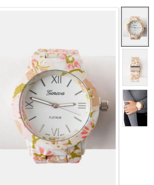 jewels floral watch floral watches