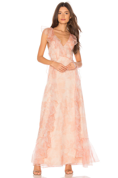 Alice McCall dress pink