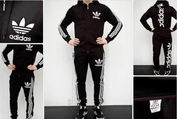 Jumpsuit: jumpsuite, adidas, leggings, boys fashion ...