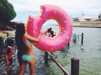 swimwear swimring donut