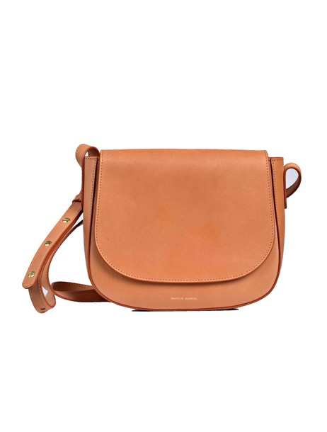 Mansur Gavriel bag shoulder bag nude