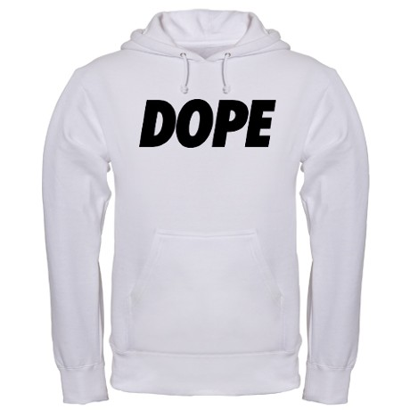 DOPE Jumper Hoody by westernfront