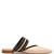 X Malone Souliers Hannah leather backless flats