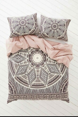 home accessory interior bedroom mandala bedding tumblr bedroom interior decor