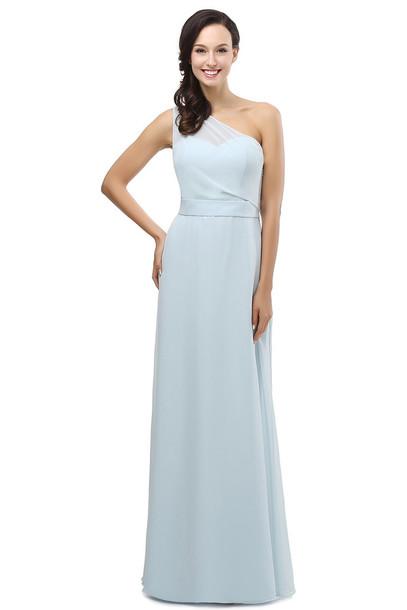 Dress Long Prom Dress Prom Dress One Shoulder Dresses One