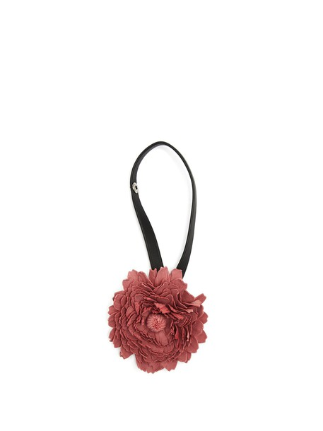LOEWE bag charm bag pink