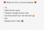 top,style me,concert,1d concert
