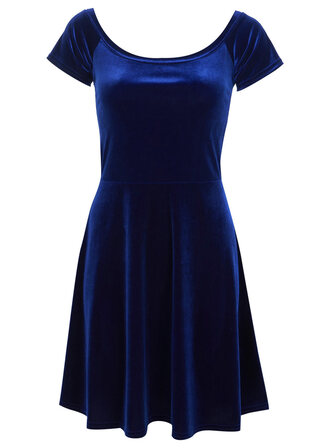 dress blue velvet dress blue velvet blue dress