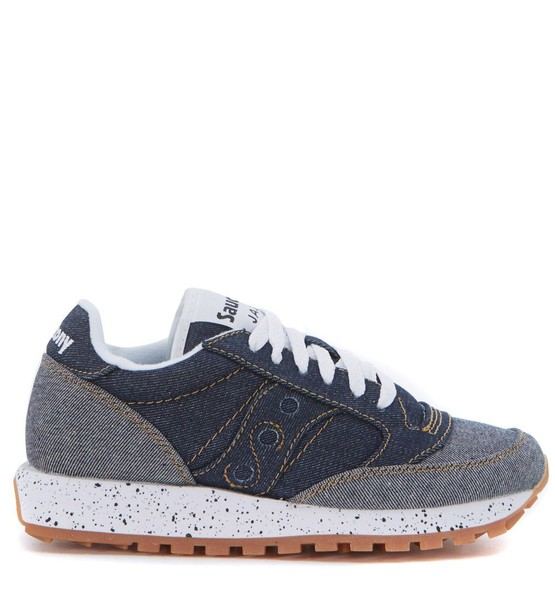 denim cotton blue shoes
