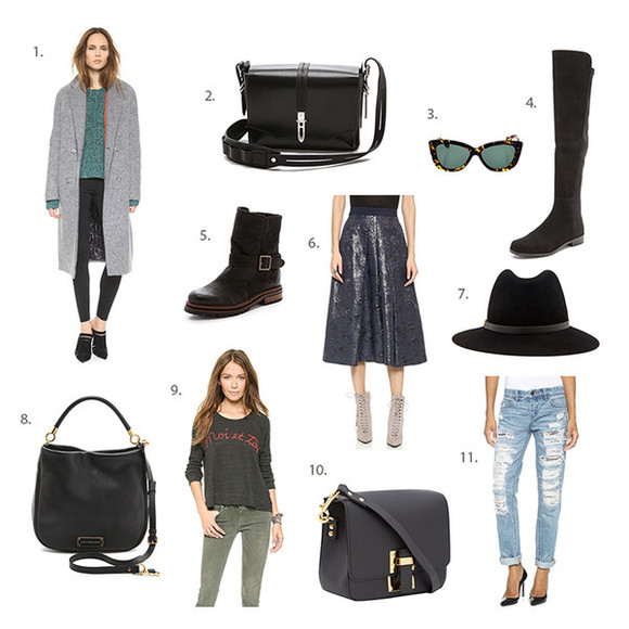 outfit styling my life blogger bag sunglasses jeans hat midi skirt