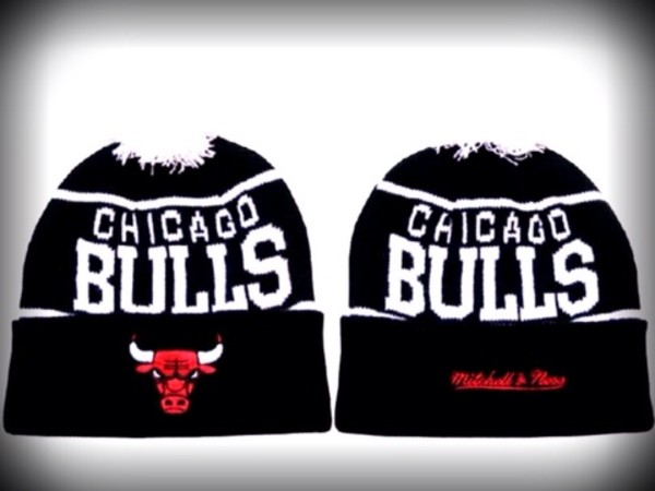 hat chicago bulls beanie chicago bulls beanie red black