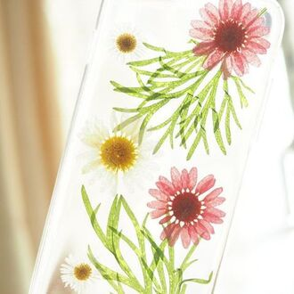 phone cover flowers summer summersummerhandcraft floral daisy pink pink flowers white white flowers cute trendy love like happy handmade handcraft funny iphone case iphone cover iphone 6s iphone 5s iphone 4s iphone 6s plus samsung case girl shabibisheep accessories daisy lover samsung galaxy cases valentines day gift idea mothers day gift idea holiday gift gift ideas christmas couples christmas gifts