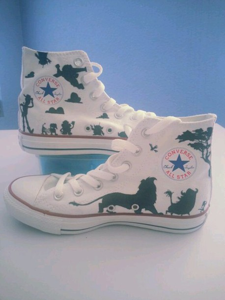 shoes converse disney black and white white shoes black shoes e59412436