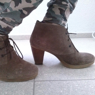 shoes heels manfield brown heels heels with laces laces high heels