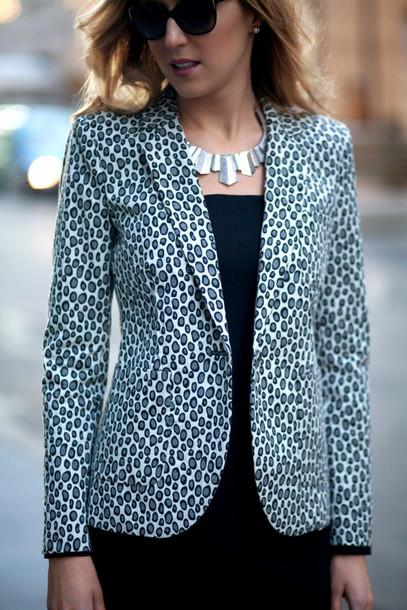the classy cubicle coat jacket dress shoes jewels sunglasses